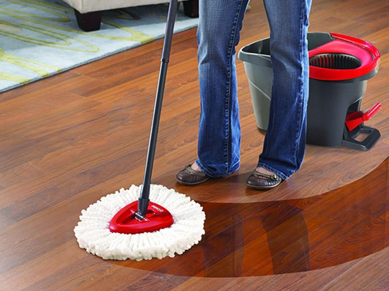 Best Mop For Laminate Floor Buying Guide Amp Top Reviews