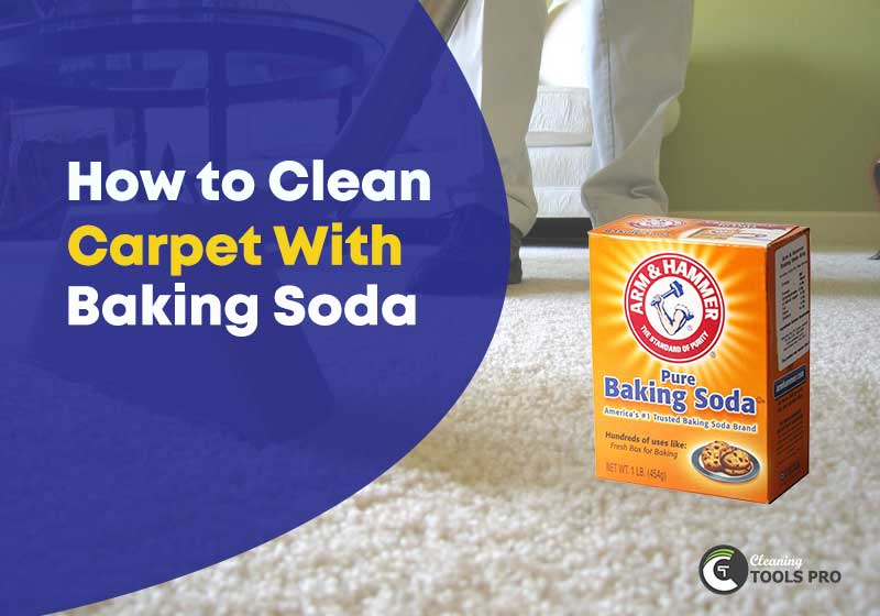 Cleaning Carpet With Baking Soda