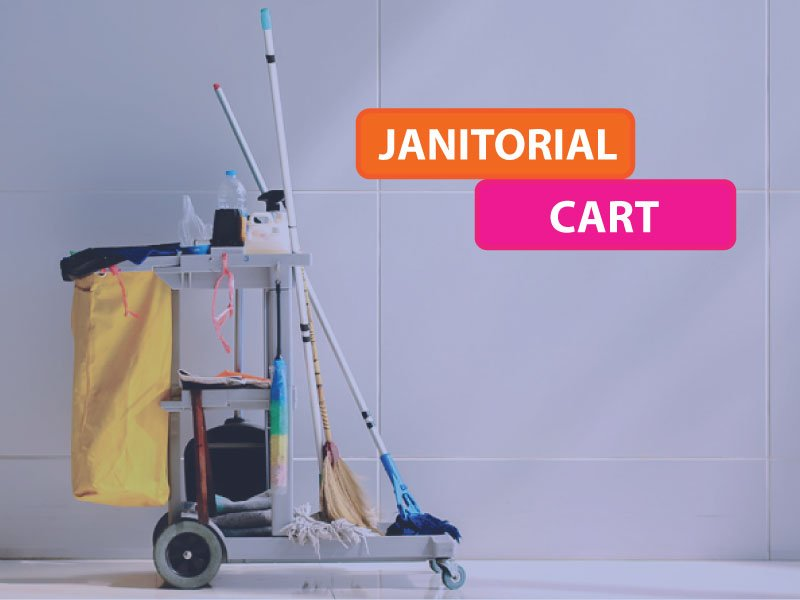 Janitorial-cart