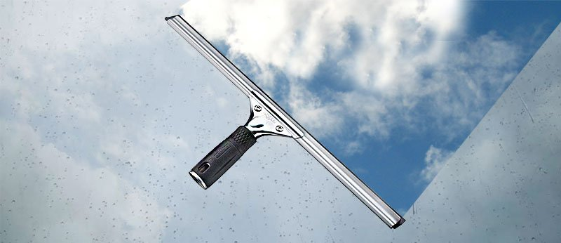 Unger Stainless Steel Squeegee