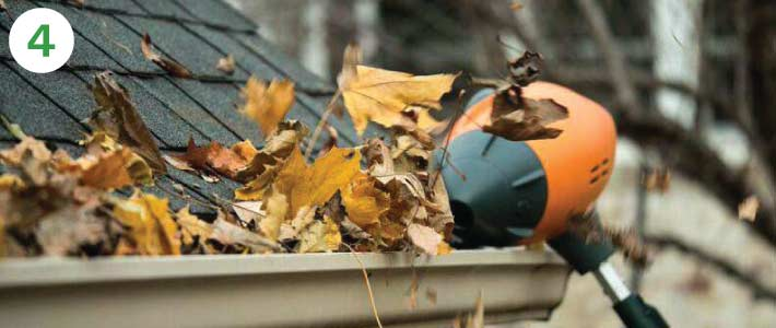 2 story house gutter-cleaning-with-leaf-blowers