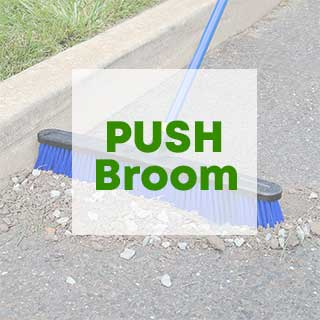 push-broom