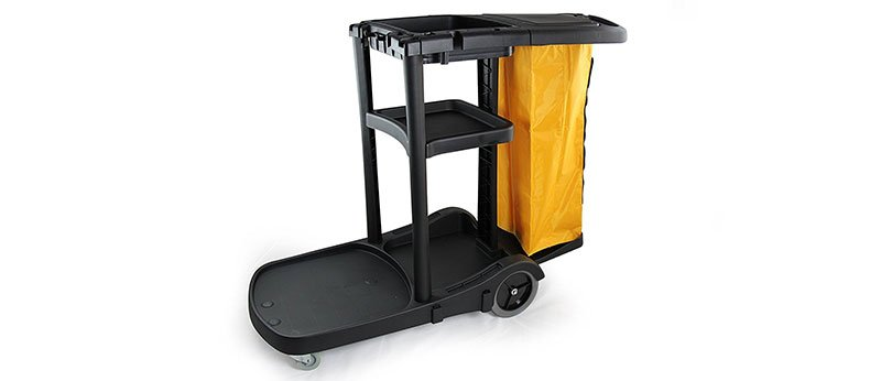 Commercial Housekeeping Janitorial cart
