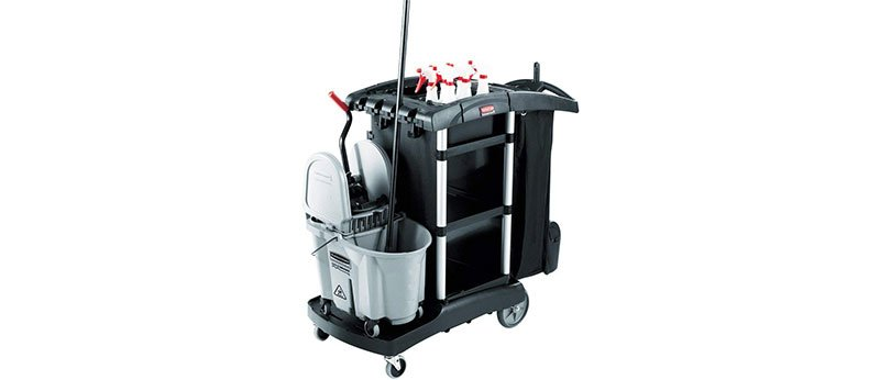 Rubbermaid-Commercial-Janitorial-Cart
