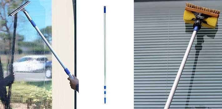 Ettore-aluminum-extension-pole