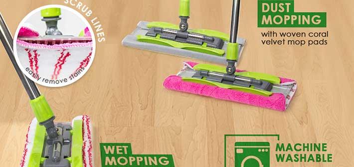 LINKYO-hardwood-Microfiber-Mop