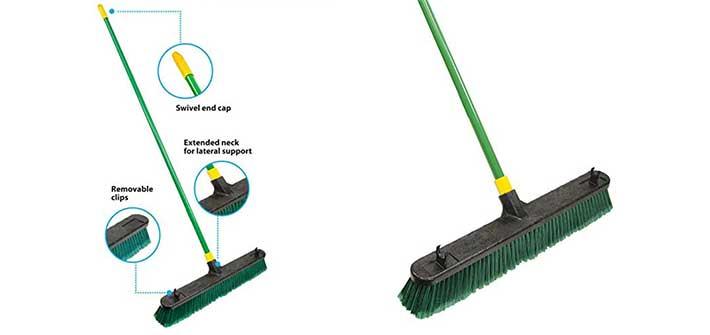 Quickie-Bulldozer-Push-Broom