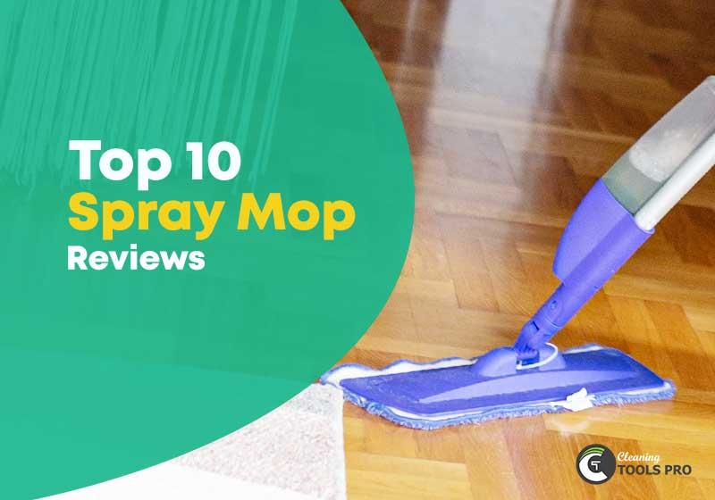 Top-10-Spray-Mop-Reviews