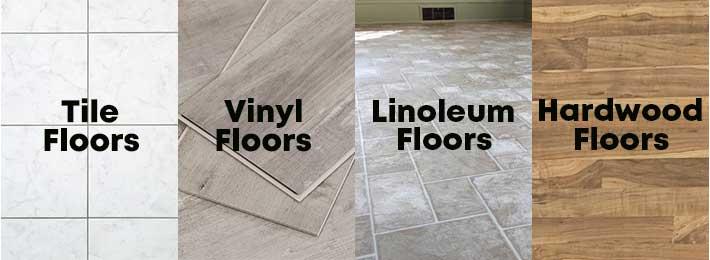spray mop best for tile, vinyl, Linoleum and hardwood floors
