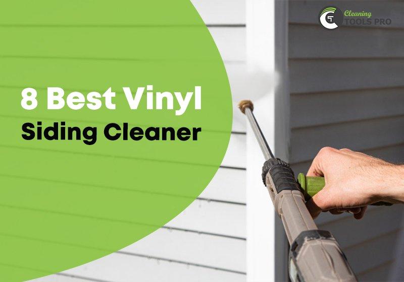 Best vinyl siding cleaner